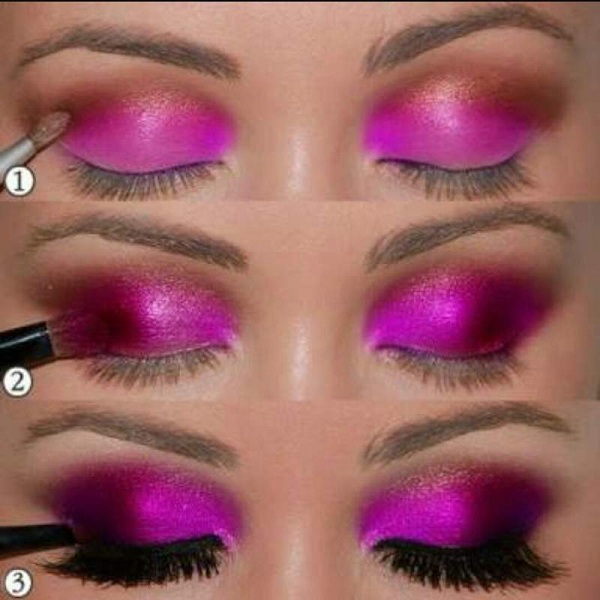How to do Prom Eye Makeup