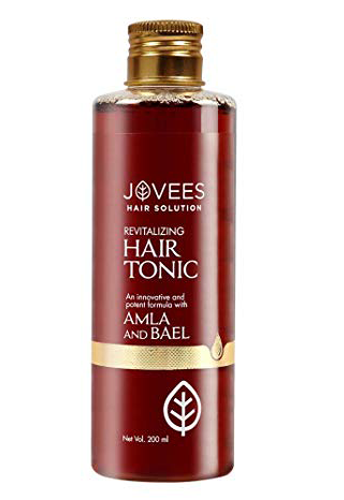 Jovees Amla and Beal Revitalizing Hair Tonic