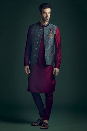 Nehru dress for wedding
