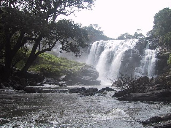 Kuthumkal Waterfalls