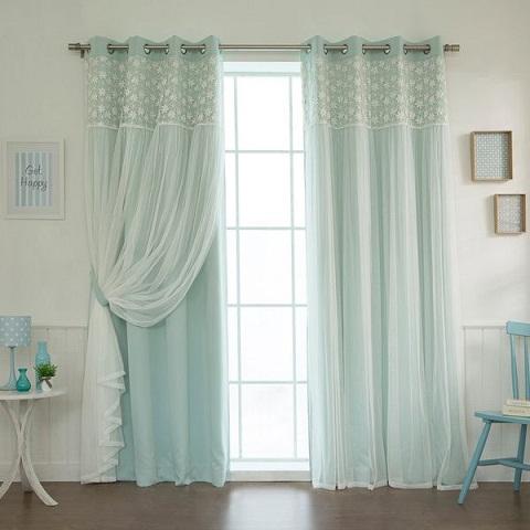 curtain design patterns