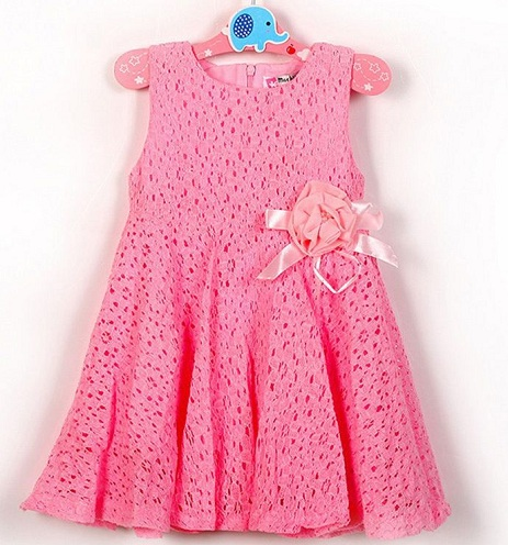 Lace Dress for Kids