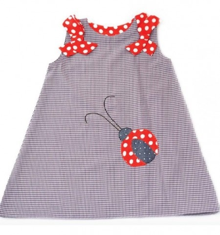 Lady Bird Baby Frock