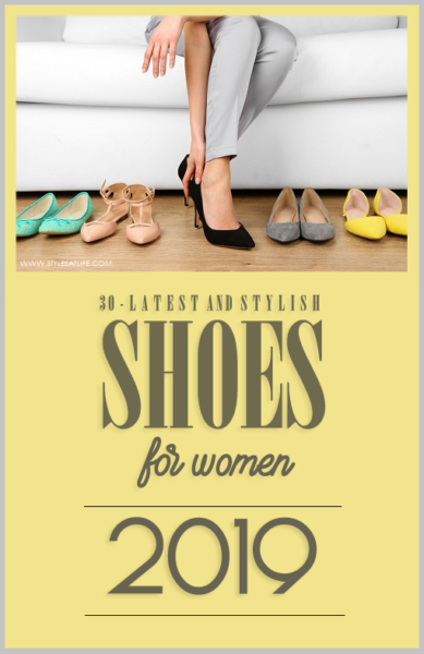 Latest and Stylish Shoes for Women in India