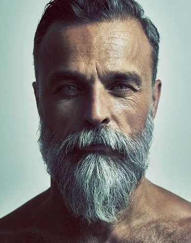 Long Grey Beard Design