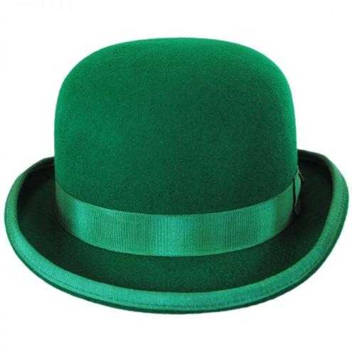 Low Crown Bowler Hats