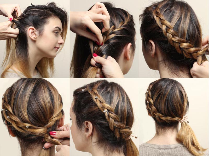 12 Youthful And Trendy Medium Haircuts For Girls Styles At Life