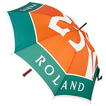 Men's Golf Orange Umbrellas