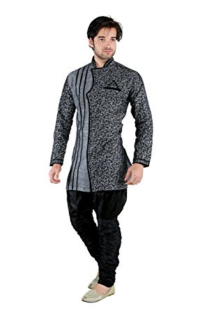 576c560999b3 Grab the magic of this newly designed kurta pajama for mens. It is a front  open type cuts kurta that is a full sleeved. This particular kurta pajama  style ...