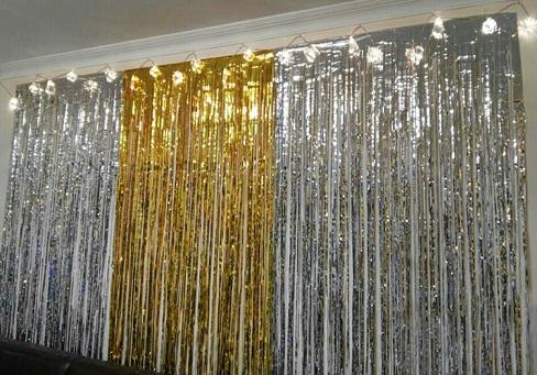 latest curtain styles