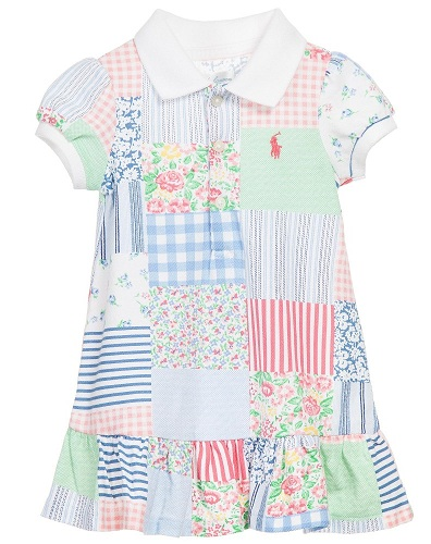 Mismatch Baby Frock