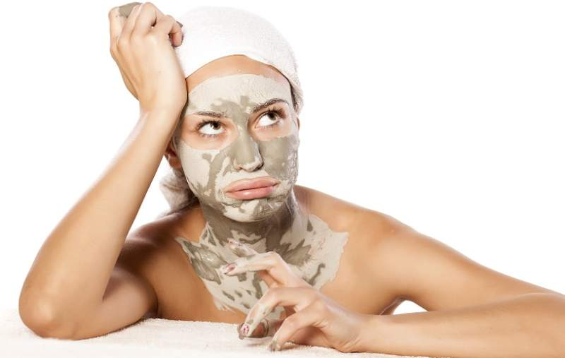 Multani Mitti for sun Tan: