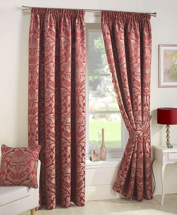 curtain designs for home