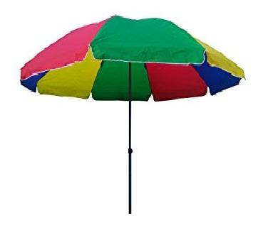 Multicolor Outdoor Umbrellas