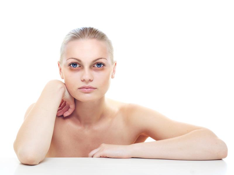 Prevent Dark Skin Around the Eyes