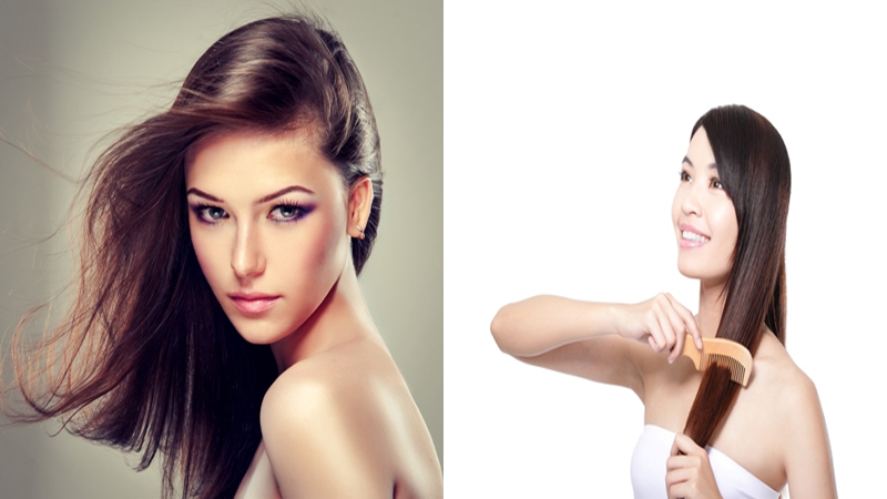 Natural Tips for Healthy Hair for Men and Women