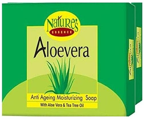 Nature's Aloe Vera Soap
