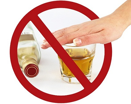 To Remove Back Fat Limit Alcohol Intake