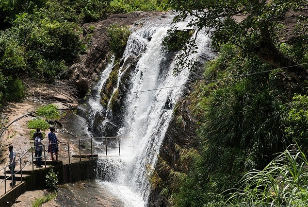 Nyayamkad Waterfalls