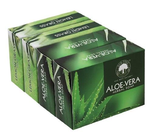 Old Tree Herbal Aloe Vera Soap