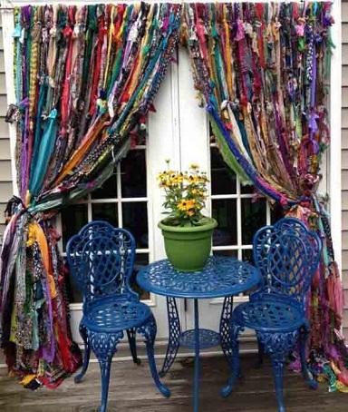 Outdoor Curtain Design