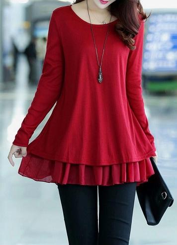 5414eb0d185 15 Cute Designs of Long Sweaters for Women In Winter