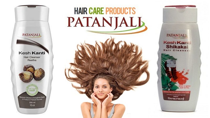 Patanjali Hair Products