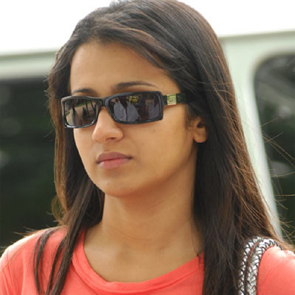 Trisha Krishnan Without Makeup