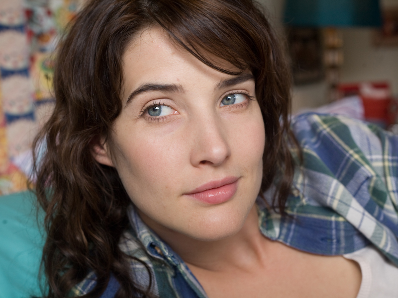 Cobie Smulders Without Makeup