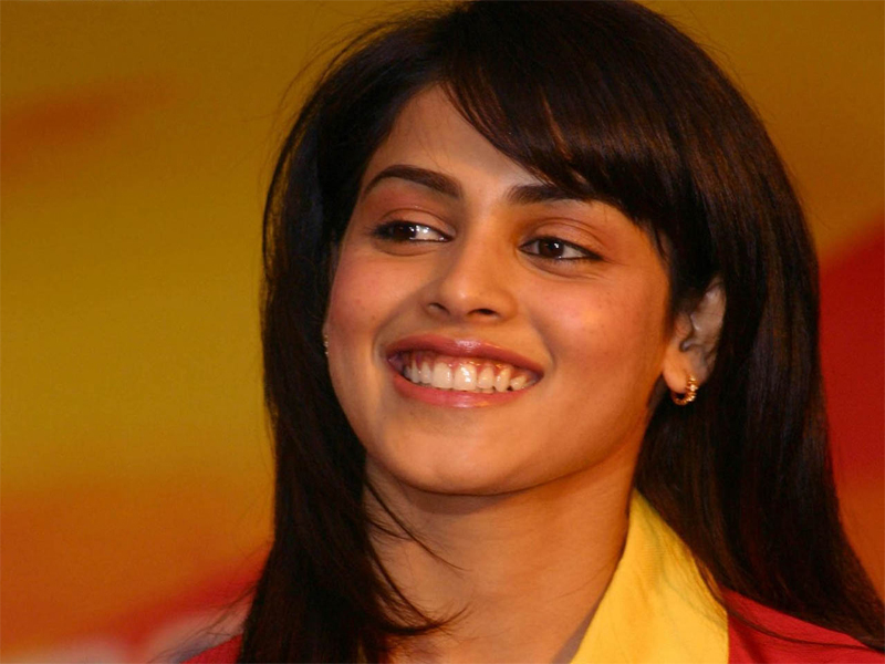 Genelia D Souza Without Makeup
