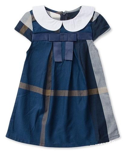 Plaid Vintage Style Dress