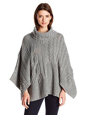Poncho Women's Sweater