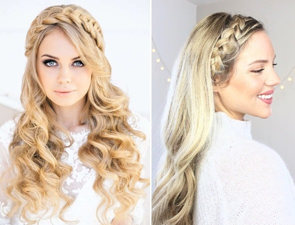 Hairstyles for Thin Face 8