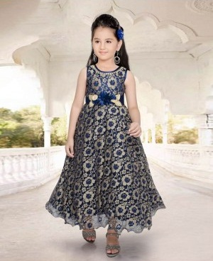 8e77096d0cd 30 Latest Models of Long Frocks With Images in 2019 | Styles At Life