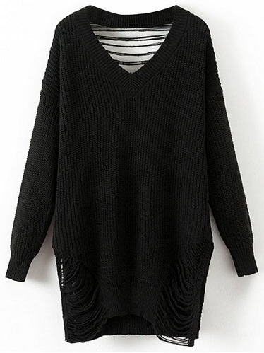 Pullover Long Sweater