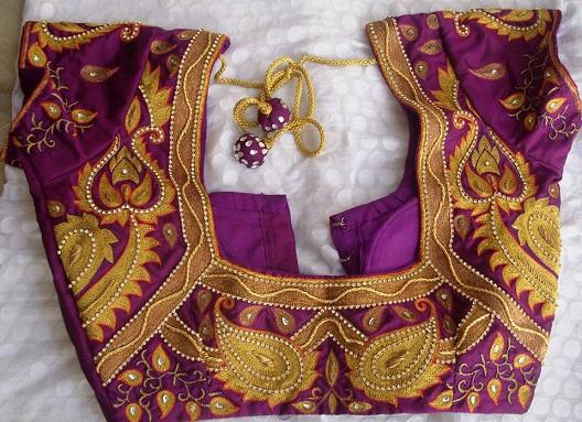 30 Well Suited Bridal Blouse Neck Designs For Wedding Sarees,Boutique Fashion Designer Studio Interior