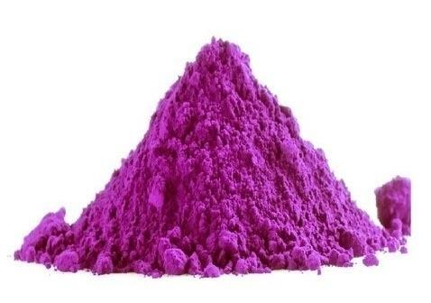 Purple Rangoli Powder