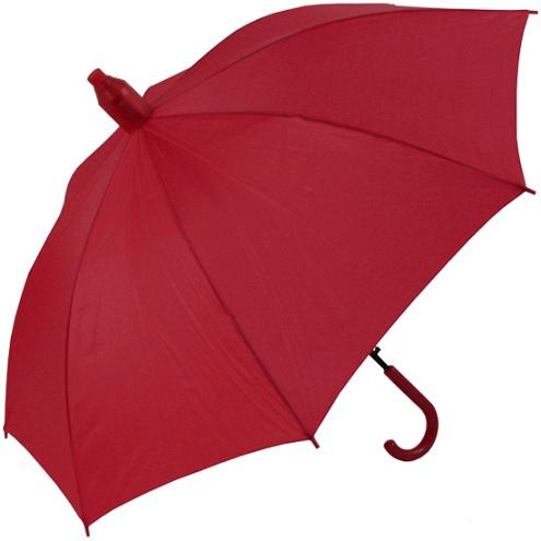 Red long Umbrellas