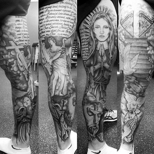 heavenly tattoos