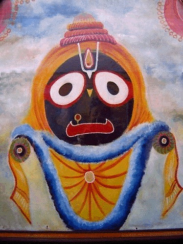 Religious Jagannath Design