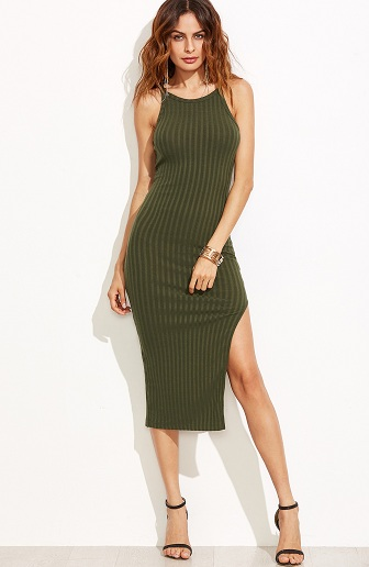 9 Fashionable Slit Dress For Ladies With Pictures Styles