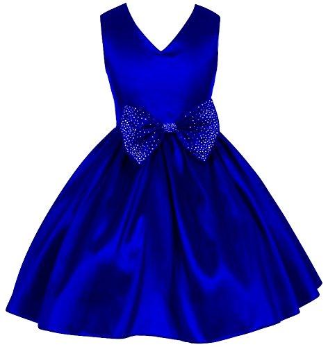 Satin Party Dress