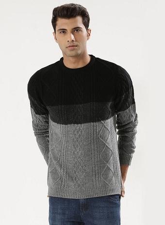 Round Neck Sweaters