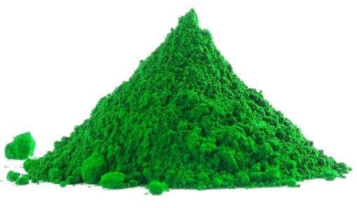 Shades of Green Rangoli Powder