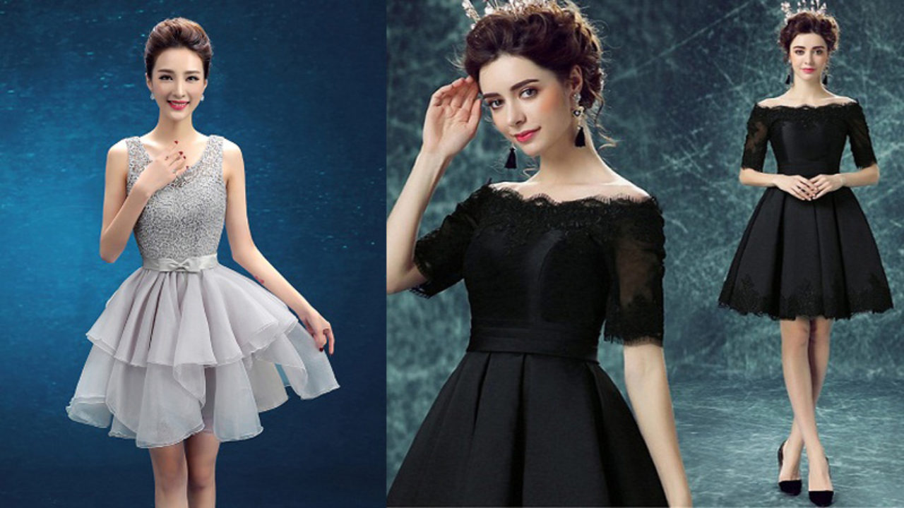 329ba1c010 15 New and Beautiful Short Frocks for Ladies