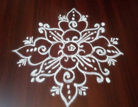 rangoli designs for ugadi