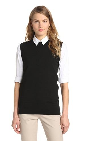 Sleeveless Women's Sweater