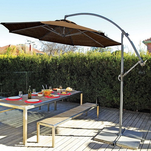 Small Patio Garden Umbrellas