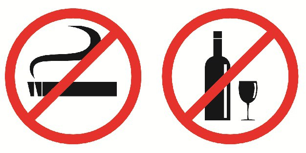Avoid Smoking & Drinking to Increase Height