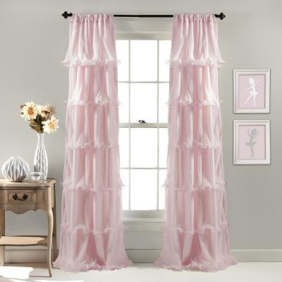 Soft Home Window Curtain Design